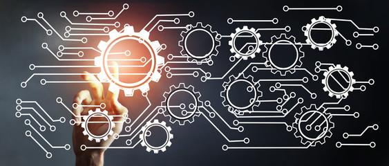 digital technology and engineering, digital telecoms