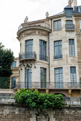Residential Building in Paris by the Seine