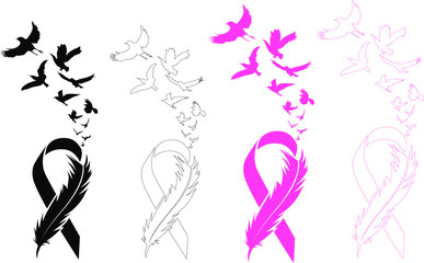 Cancer Ribbon Purple Photos Royalty Free Images Graphics Vectors Videos Adobe Stock