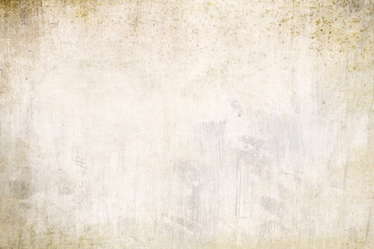 Old weathered paper background or texture