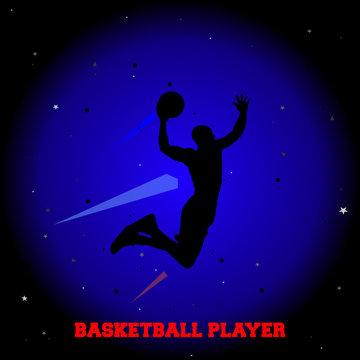 Basketball player2