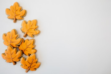 Fall Cookies Celebrate Autumn