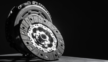 Two brake rotors, genuine parts and aftermarket rotors built to meet or exceed OE performance