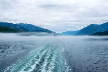 Inside Passage British Columbia