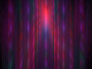 Abstract Design, Digital Illustration - Rays of Light, Parallel Lines with Alternating Colors, Minimal Background Graphic Resource, Bands of Color, Soft Gradients, Beams of colored light. Fotoväggar