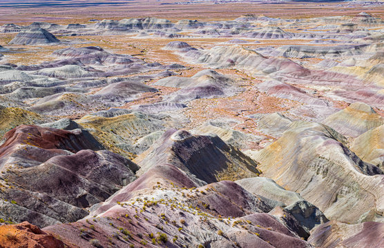 Little Painted Desert - Navajo County-Winslow, AZ_5195