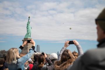 Liberty Island Tourism