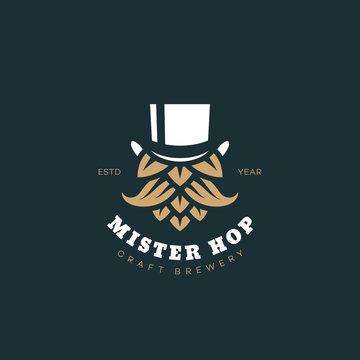 Mister Hop logo