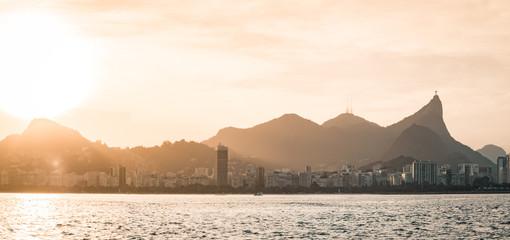 Foto auf Acrylglas Rio de Janeiro Rio de Janeiro Panorama