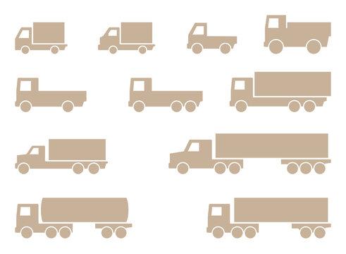 乗り物 トラック
