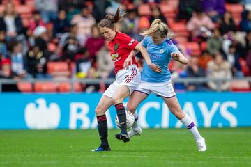 2019 Womens Super League Football Man Utd v Man City Oct 20th