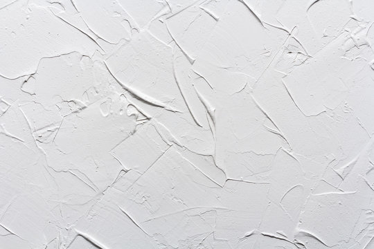 white texture putty wall, rough grunge background