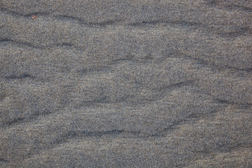Ebbe und Flut am Nordseestrand