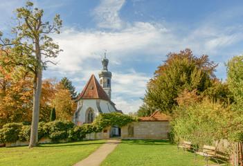 Ulrichskapelle im Kloster Adelberg bei Göppingen