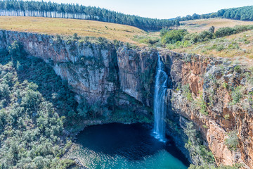 Berlin Falls on the Panorama Route near Graskop