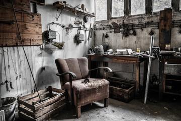 alte verlassene Orte in Deutschland