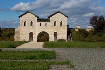 Das Kastell Weißenburg, in der Antike Biriciana genannt, war ein römisches Alen-Kastell 2.psd