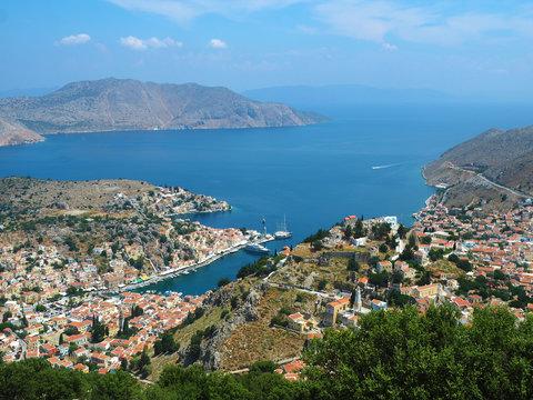 Dodekanes-Insel Symi
