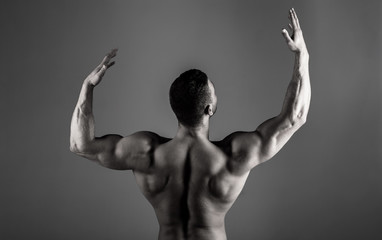 Body builder, muscled male, strong man, bodybuilder, muscular man, strong male. Brawny guy bodybuilder. Sporty guy male power. Fitness muscled man. Athletic caucasian. Bodybuilding, ab, sexy, naked