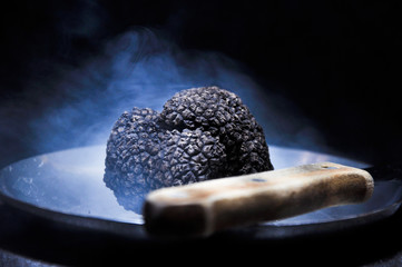 Truffle the most interesting and delicate mushroom on the world, with its flavor leaves no one indifferent. As soon as lovers of this most expensive mushroom see the unique pieces the magic begins
