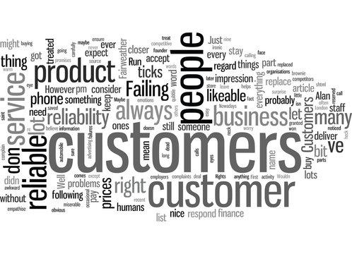 How to Keep Customers