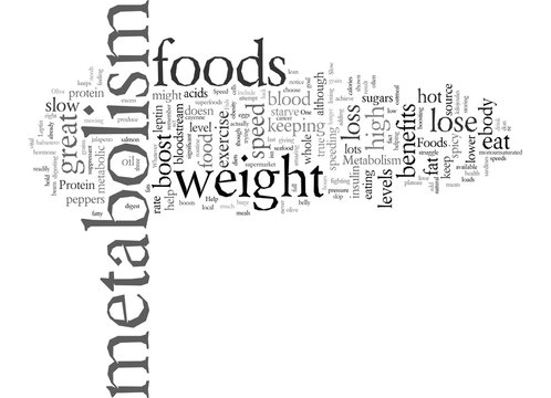 Do You Have A Slow Metabolism Help Speed Up Your Metabolism
