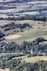 Widok z Trójmorskiego Wierchu - Trójmorski Wierch - Karkonosze - Polska