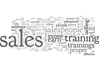 Boost Your Sales Through Sales Trainings
