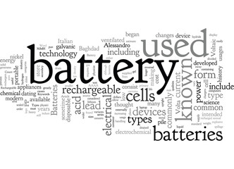Battery Sizes And Types