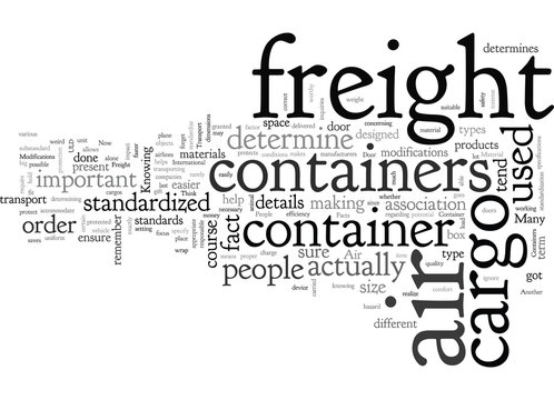 air freight container