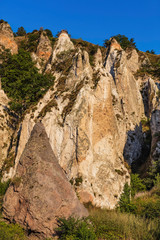 rock forest of Zangezur Mountains in Goris landmark of Syunik province Armenia eastern Europe