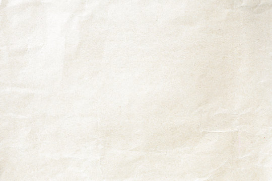 Soft brown crumpled winkle detail background paper texture