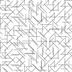 Geometric Lines Seamless Pattern, Line Seamless Pattern