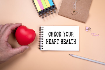 Check your heart health. Seniors, healthcare, family doctor and healthy lifestyle concept