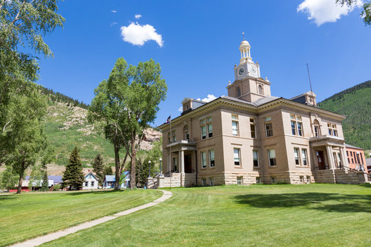 silveton  town hall