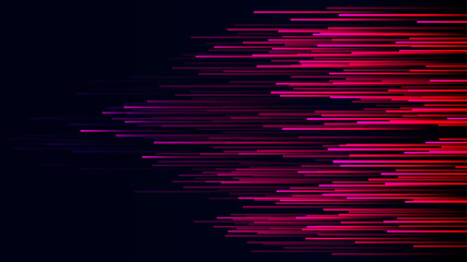 Data connection speed lines technology abstract background