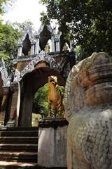 カンボジア クーレン山
