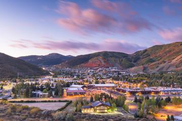 Fotomurales - Park City, Utah, USA
