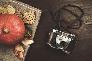 Faire des photos en automne