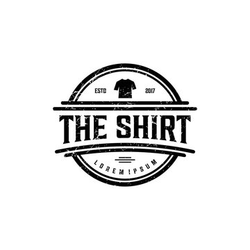 t shirt logo vector graphic design