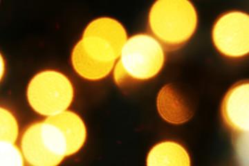 bokeh. background. lights. Christmas. new Year. garland.