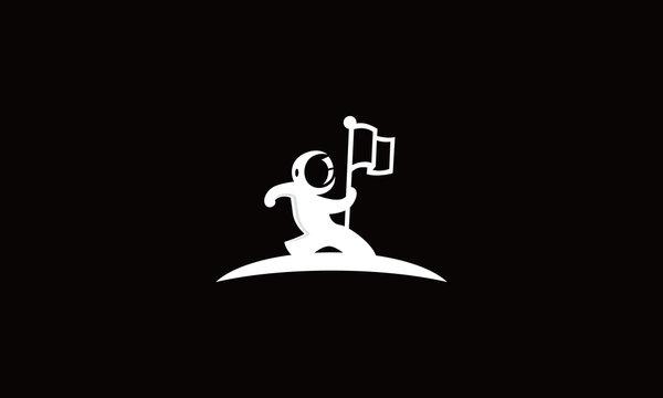 astronaut logo design inspirations