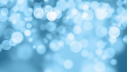 blue brilliant light illustration background