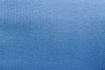 Blue background texture of Yoga mat