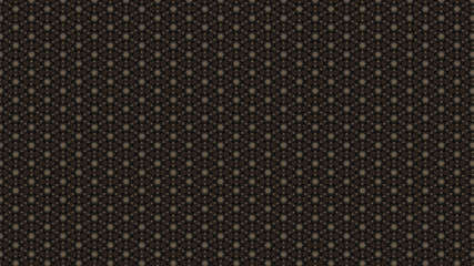 Black-White Geometric Pattern Design