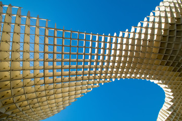 Architectural structure against sky