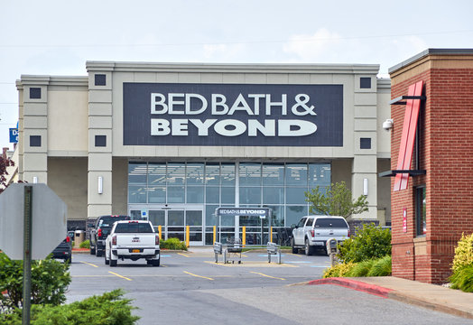 Bed Bath Beyond and logo.