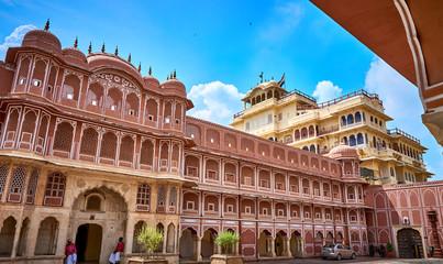 City Palace Jaipur Rajasthan India Fototapete
