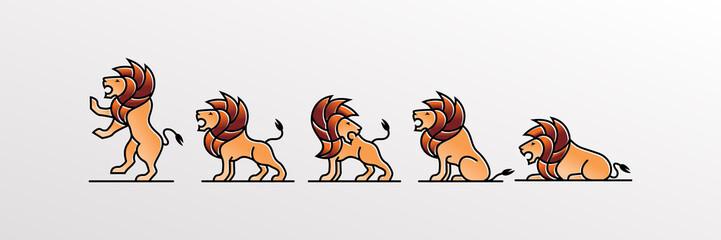 Lion Logo Designs