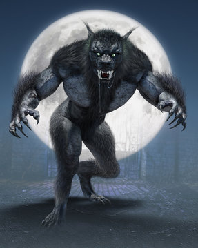 Werewolf - On The Prowl
